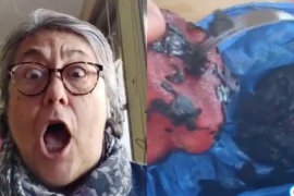 Una madre valenciana triunfa en TikTok indignándose con las paellas