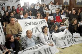 Santa Eulària espera firmar este mes el convenio del instituto y del CP Santa Gertrudis