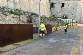 Vila pone en marcha cinco proyectos de gestión de residuos y mejora de la ciudad
