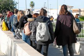 Las familias de Ibiza, «tranquilas» por la baja transmisión del virus en las aulas