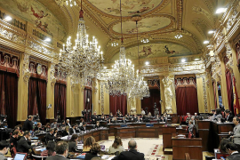 Anticorrupció estudia el cobro irregular de dietas de diputados de Ibiza