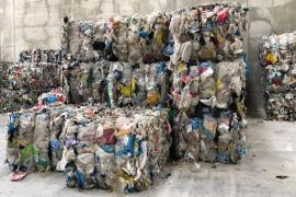 Desciende un 26,6% el número de residuos en Formentera a causa de la pandemia