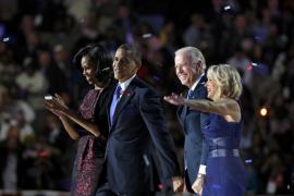 Segunda victoria de Barack Obama