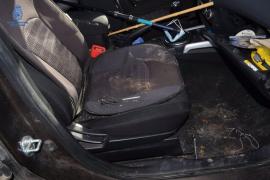Detenido un joven por una oleada de robos en coches en Ibiza