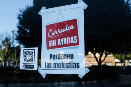 La hostelería reclama al Gobierno que se haga cargo del grueso de las ayudas a empresarios
