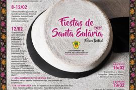 Muestras, concursos y teatro 'on line' para las celebraciones del Día de Santa Eulària