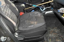 Libertad con cargos para el joven detenido por la oleada de robos en una docena de coches en Ibiza