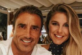 Hugo Sierra e Ivana Icardi esperan su primer hijo en común