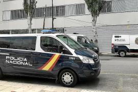 Detenido un delincuente reincidente por dos robos con fuerza en Ibiza