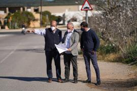 Sant Antoni invertirá más de un millón en mejorar la accesibilidad en ses Païsses