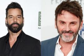 ¿Qué tienen en común Ricky Martin y Fernando Tejero? Ambos apuestan por el rubio platino para su cambio de 'look'
