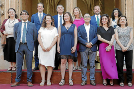 Francina Armengol remodela el Govern