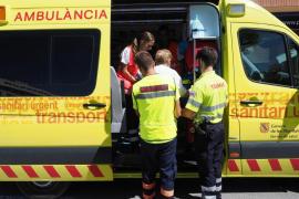 La Formación Sindical de Técnicos de Emergencias Sanitarias apoya las reivindicaciones del SIMEBAL