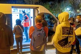 Cruz Roja Ibiza ha atendido a 4.000 personas desde que empezó la pandemia