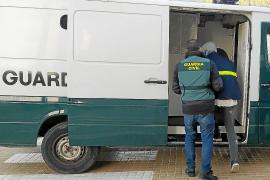 Detenido por el atraco a mano armada de una gasolinera de Santa Eulària
