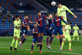 La Liga Santander - Levante v Atletico Madrid