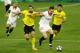 El Dortmund saca ventaja en Sevilla