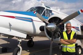 Son Bonet será el principal centro de mantenimiento de avionetas de Baleares