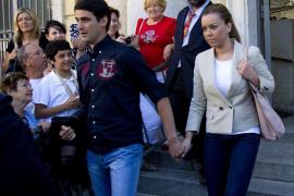 Julia Janeiro, la hija mayor de Jesulín y Campanario, enamorada de un futbolista