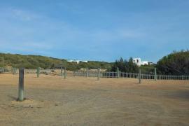 Sa Unió reclama la reposición de las cubiertas en todos los aparcamientos del litoral antes del verano