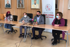 Guerrero mantendrá el área de Urbanismo cuando asuma la Alcaldía de Sant Josep