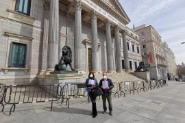 La PDLI registra en el Congreso el manifiesto en defensa de la libertad de expresión tras el caso de Pablo Hasél
