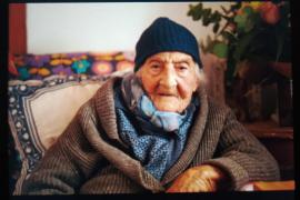 Catalina Torres Ferrer, vecina de Formentera, cumple 102 años
