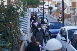Archivan la multa de 1.500 euros al grupo solidario que reparte comida en Ibiza