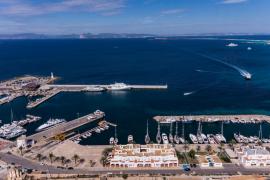 Las oficinas de la APB se trasladarán a la dársena de Levante del puerto de la Savina