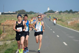 La XII Media Maratón Isla de Formentera ya tiene fecha