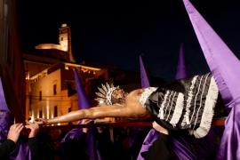 Suspendidas las procesiones de la Semana Santa en la isla de Ibiza