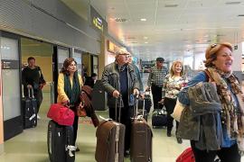 Los viajes del Imserso volverán a Baleares en septiembre