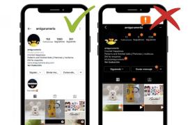 Cuidado: la Guardia Civil alerta de una estafa en Instagram