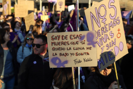 Vila organiza actividades durante todo el mes de marzo para conmemorar el 8M