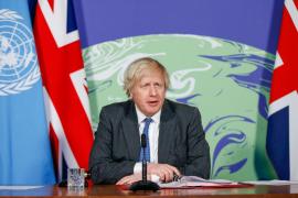 Boris Johnson se muestra «muy optimista» con lograr desconfinar el Reino Unido para junio