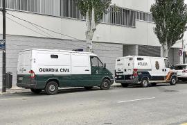 Detenido por robar material de telefonía de una furgoneta y ofertar el botín en Facebook