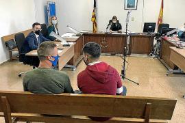 Condenado un preso de Palma por romper la nariz a otro de un cabezazo