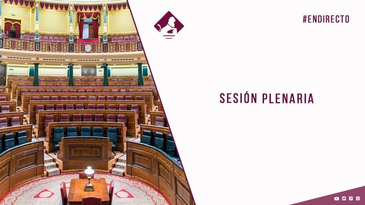 EN DIRECTO | Pedro Sánchez comparece en el Congreso por el estado de alarma