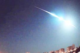 Avistada una «bola de fuego» en el cielo de Baleares