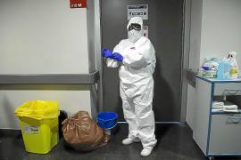La generación de residuos infecciosos en Balears aumentó un 400 % en un año