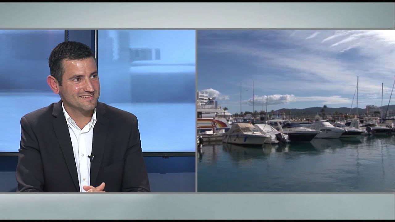 Marcos Serra: «El problema del deterioro de la bahía no son sólo los ferrys»