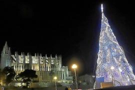 Los teléfonos móviles indican un fuerte descenso de los desplazamientos en Navidad en Baleares