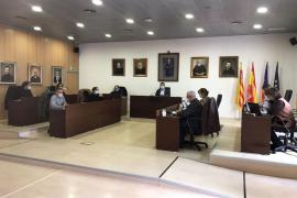 El pleno de Sant Josep toma conocimiento de la renuncia al cargo de 'Agustinet'