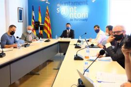 Sant Antoni aprueba el reglamento para la gestión de los servicios extraordinarios de la Policía Local