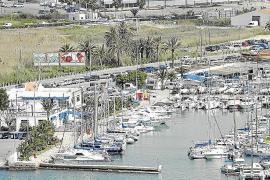 La APB gestionará temporalmente los amarres del Club Náutico Ibiza