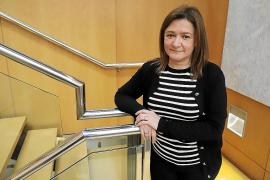 Mercedes Garrido, consellera de Presidència: «Sí, con toda rotundidad: esta coalición aguantará hasta 2023 y más»