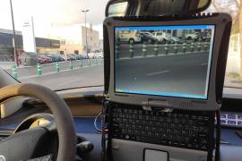 Vila interpone 36 denuncias durante esta semana en un control de velocidad