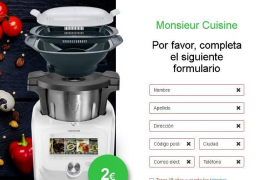 No, Lidl no ofrece un robot de cocina por 2 euros para fidelizar a sus clientes