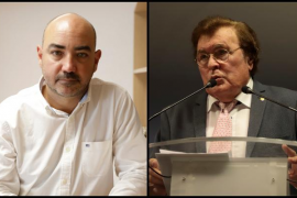 Juanjo Talens y Miquel Bestard