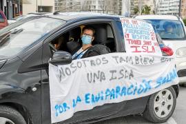 El PP le pide al PSOE que se deje de «excusas» y se «comprometa con los sanitarios»